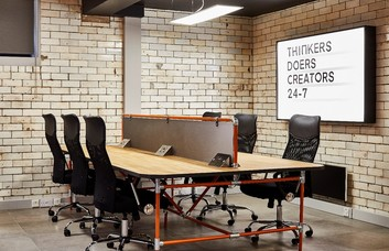 Hood Street M1 office space – Coworking/shared office