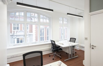 Wardour Street W1 office space – Private Office (different sizes available)