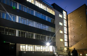 Bastwick Street EC1 office space – Building External