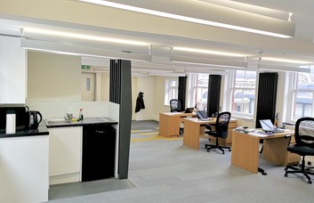 Long Lane EC1 office space – Private Office (different sizes available)