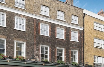 Tavistock Street WC2 office space – Building External