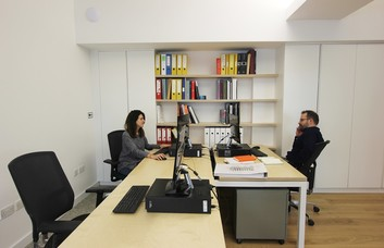 Sebastian Street EC1 office space – Coworking/shared office