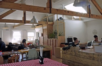 Roman Road E2 office space – Coworking/shared office