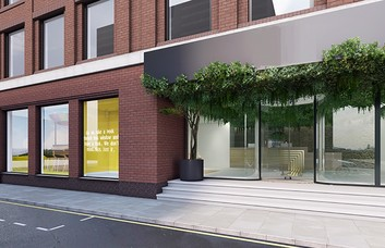 Tudor Street EC4 office space – Building External
