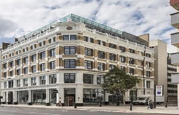 Farringdon Road EC1 office space – Building External