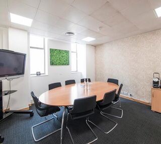 Northumberland Avenue WC2 office space – Meeting/Boardroom.