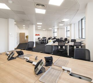 Northumberland Avenue WC2 office space
