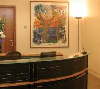 Fenchurch Avenue EC3 office space – Reception