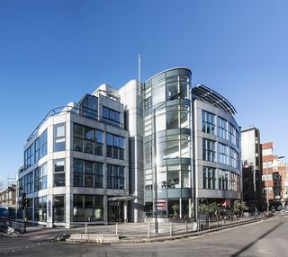 Queen Caroline Street W6 office space – Building External
