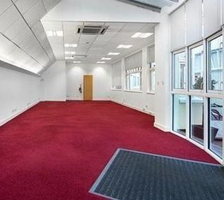 Fishers Lane W4 office space – Private Office (different sizes available).