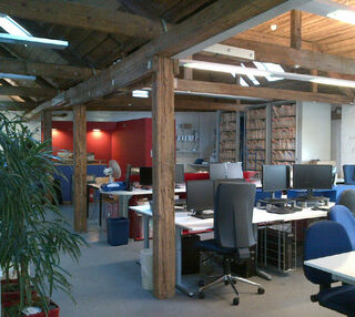 Kings Cross Road WC1 office space – Shared Office