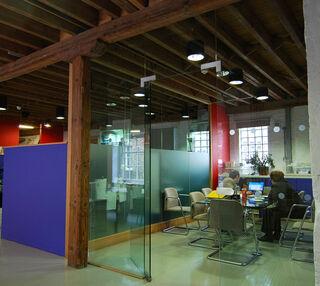 Kings Cross Road WC1 office space – Meeting/Boardroom.