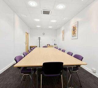 Shelton Street WC2 office space – Meeting/Boardroom.