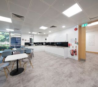 London Road TW18 office space – Kitchen