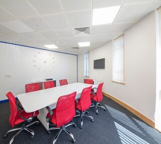 London Road TW18 office space – Meeting/Boardroom.