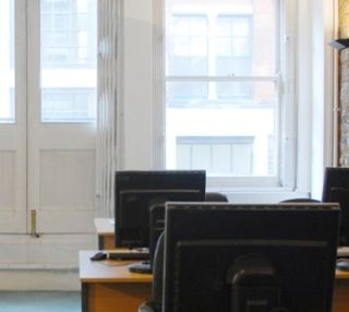 Curtain Road EC2 office space – Private Office (different sizes available).