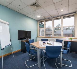 Ecclesall Road S1 office space – Meeting/Boardroom.
