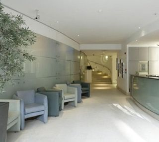 Floral Street WC2 office space – Reception