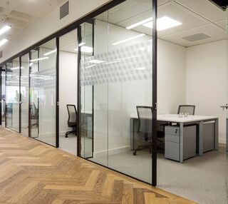Waterloo Road SE1 office space – Private Office (different sizes available).