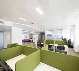 Cavendish Square W1G office space – Shared Office
