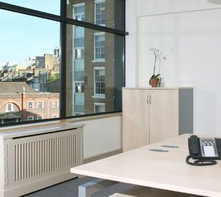 St John's Square EC1 office space – Private Office (different sizes available).