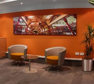 Duke Street RG1, RG2, RG4, office space – Reception