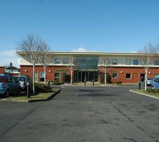 Aerodrome Road PO12, PO13 office space – Building External