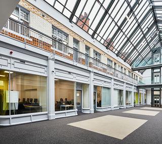 Stamford Street OL6, OL7 office space – Atrium