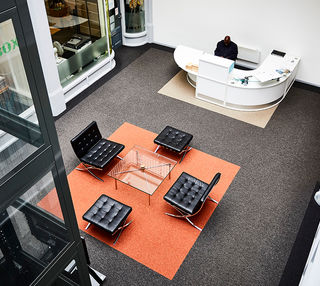 Stamford Street OL6, OL7 office space – Reception