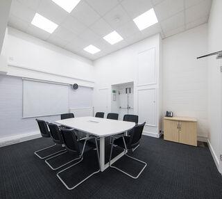 Roundwood Lane XX1 office space – Meeting/Boardroom.