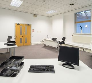Marsh Lane PR1 office space – Private Office (different sizes available).