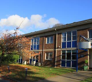 Heyford Park OX1, OX2 office space – Building External