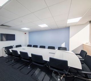 Toll House Hill NG1 office space – Meeting/Boardroom.