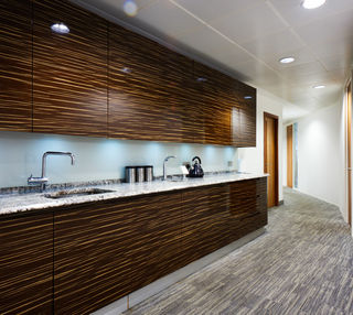 Lime Street EC3 office space – Kitchen