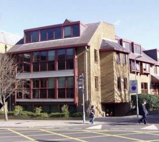 Penrhyn Road office space – Building External