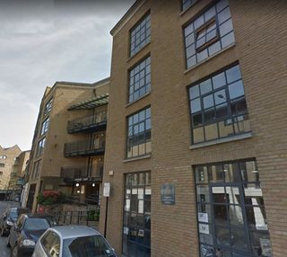 Wapping Wall E1 office space – Building External
