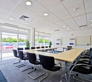 Millbrook Road West office space – Meeting/Boardroom.