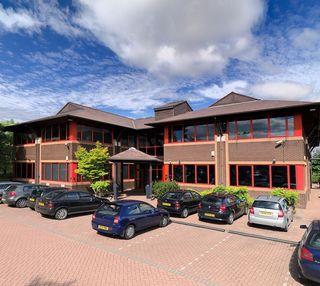 Aztec West BS1 office space – Building External
