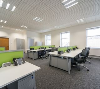 Union Street office space – Private Office (different sizes available).