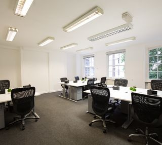 Queen Street N4 office space – Private Office (different sizes available).