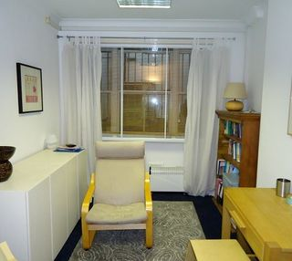 Great Russell Street WC1 office space – Private Office (different sizes available).
