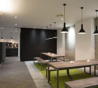Farringdon Street EC1 office space – Shared Office