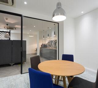 Farringdon Street EC1 office space – Meeting/Boardroom.