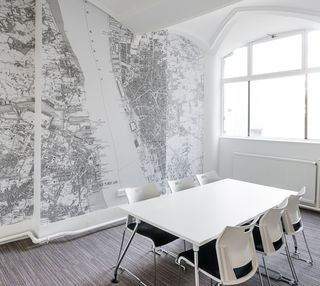 Water Street L2 office space – Meeting/Boardroom.