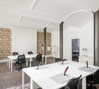 Water Street L2 office space – Private Office (different sizes available).