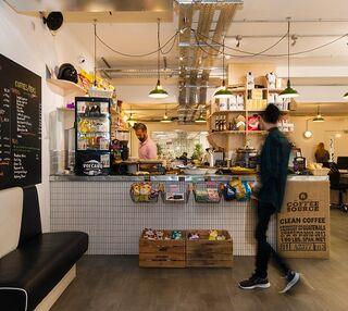 City Road EC1 office space – Restaurant