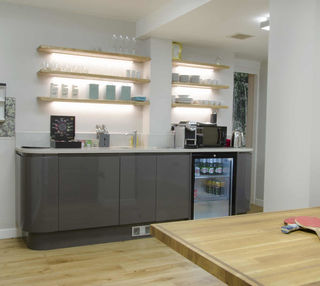Dublin Street EH1 office space – Kitchen