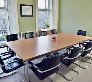 Walker Street EH1 office space – Meeting/Boardroom.