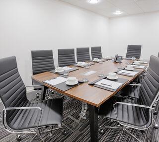 Old Bailey EC1 office space – Meeting/Boardroom.