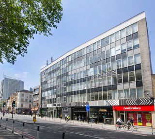 Whitechapel Road E1, EC3 office space – Building External